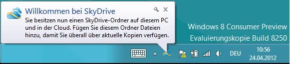 DropBox ist tot, lang lebe SkyDrive (5/5)
