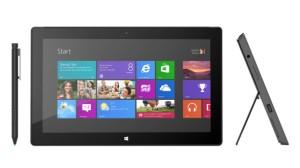 Surface-Pro mit Stift