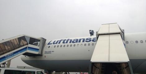 Lufthansa A330-300 Ludwigsburg