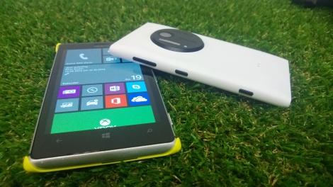 Lumia 925 VS Lumia 1020