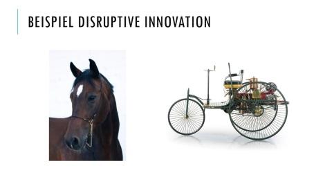 Beispiel Disruptive Innovation