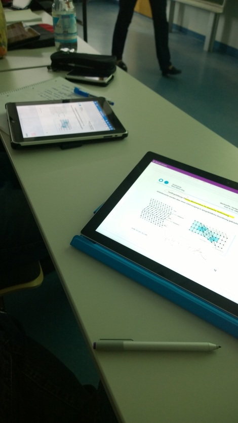 iPad VS Surface3 Studium