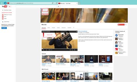 Microle YouTube Kanal