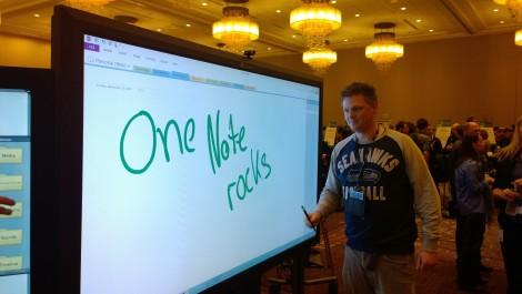Whiteboard like Surface Hub