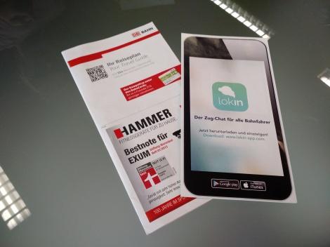 Lokin App Flyer
